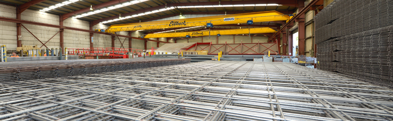 Newcastle's largest independent steel reinforcing supplier